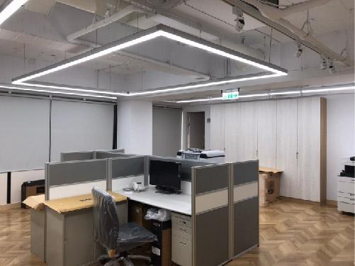 台中辦公室安裝實績