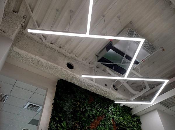 祥賀光電-美背快接線型燈特殊造型組合
